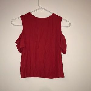 Forever 21 red top